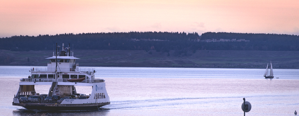 Anderson Island Washington Steilacoom Ferry